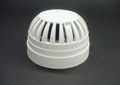 Smoke detector – software port
