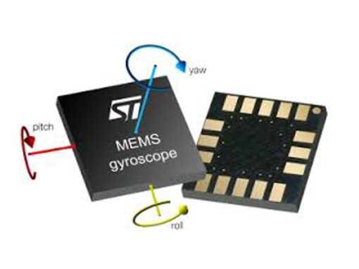 IMU MEMS with Bluetooth interface